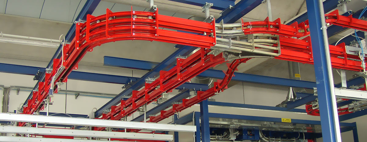 Construction of standard and customized conveyors on specific needs or requirements